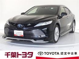 トヨタ カムリ 2.5 G レザーパッケージ TRDフルエアロ/サンルーフ/本革シート
