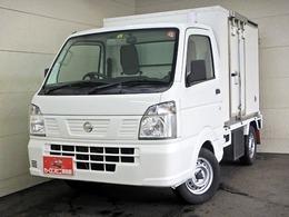 日産 NT100クリッパー 冷蔵冷凍車 日章製-25℃設定 ツインコンプレッサー