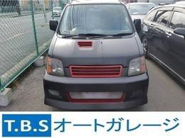 スズキ ワゴンR 660 RR-F
