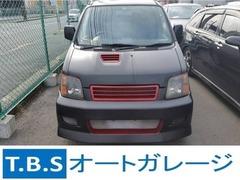 スズキ ワゴンR の中古車 660 RR-F 大阪府堺市西区 11.0万円