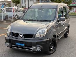 ルノー カングー 1.6 5MT オリジナル車両 タイベル新品交換