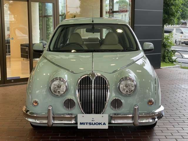 この度は当社商品をご覧いただきありがとうございます。光岡自動車東京ショールームです。