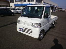 三菱 ミニキャブトラック 660 Vタイプ 4WD