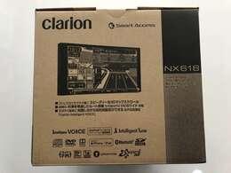 クラリオンNX618ナビ・バックカメラ・ETC・当店オリジナルフロアマットをお取り付けするお見積りになっております。