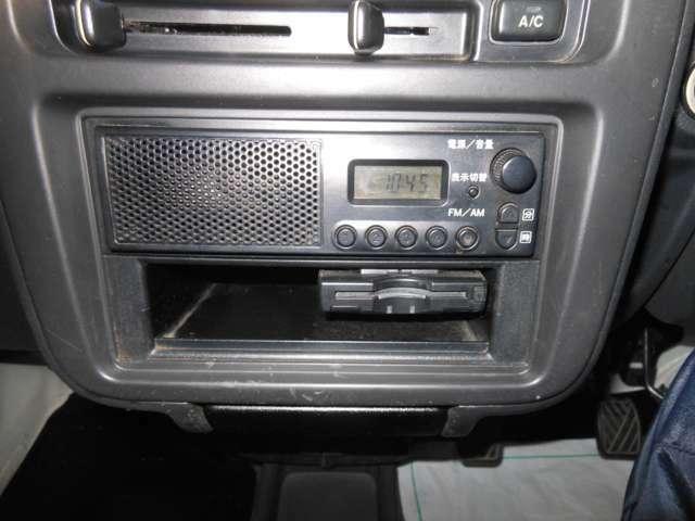 AM・FMラジオ付!便利なETC付!!
