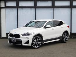 BMW X2 xドライブ20i MスポーツX 4WD 黒革電動シート HUD フルセグ ACC パドル