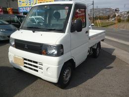 三菱 ミニキャブトラック 660 Vタイプ エアコン付 AC CD ETC エアーバック