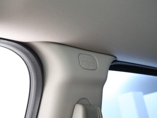 運転席・助手席に加えてカーテンエアバックも装着されております!