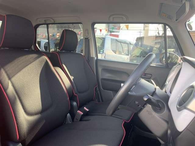 シートの状態もとっても綺麗でした。 仕入れ時にはシートカバーがついておりましたので、純正のシートは、我が家の門限17時って厳しく過保護に守られていた箱入り娘のような、擦れや汚れを全く感じない状態でした