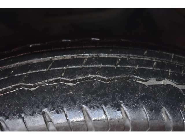 ■タイヤの溝も大丈夫です■