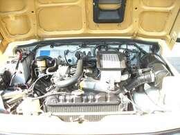 機関良好、圧縮圧力測定済、9.8万K時エンジンオーバーホール済