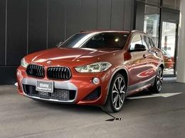 BMW X2 xドライブ18d MスポーツX ディーゼルターボ 4WD 整備記録簿・スペアキー付き