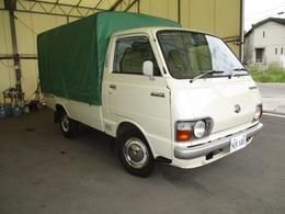 トヨタ ハイエーストラック 1.6トラックDX 新幹線顔 ガソリン車 1方開