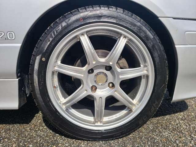 B.I.M DHS051 17AW&新品タイヤ装備ッッ!!  いい感じなんです~☆ 車高もイイ感じにセットしてますッッ!!