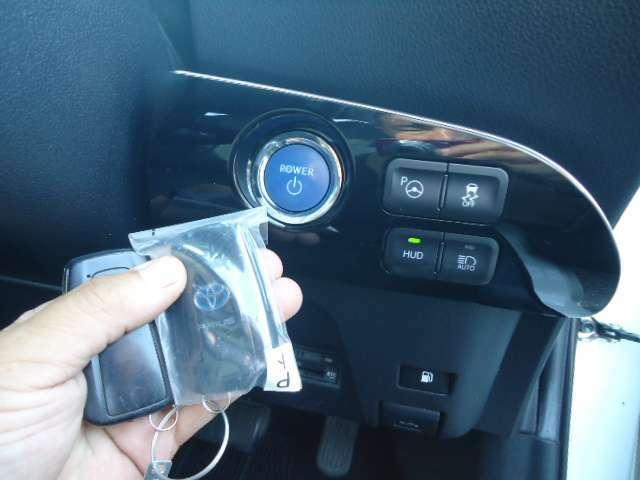 とても便利な、スマートキシステム/オートライト