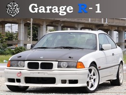 BMW 3シリーズクーペ 318is 5速MT 左ハンドル サーキット 競技用