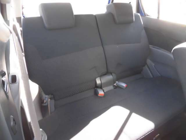 ルームクリーニング済みの車内はとてもキレイです☆ご納車前に再度ルームクリーニングを施工いたします☆