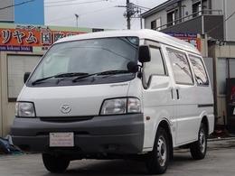 マツダ ボンゴバン 1.8 DX ワイドロー T-チェーン式エンジン車 オートマ