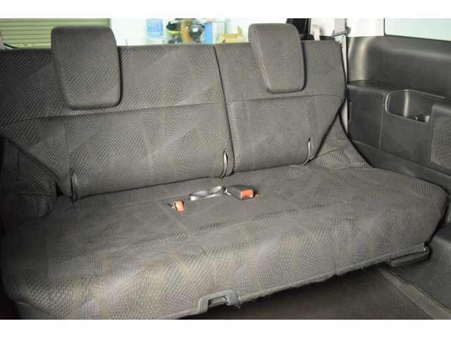 サードシート状態良好です!