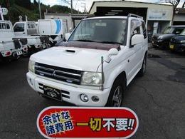 三菱 パジェロミニ 660 アクティブフィールド エディション 4WD ETC