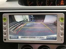 バックカメラが装備されております♪駐車などが苦手な方などでも安全に運転する事が出来ます♪カメラの曇りなども無くとても鮮明な映像です♪