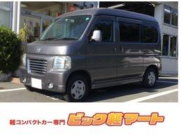 ホンダ バモスホビオ 660 G 5MT フォグ キ‐レスキ‐ タイベル交換済