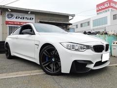 BMW M4 クーペ の中古車 M DCT ドライブロジック 兵庫県加古川市 368.0万円