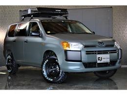 トヨタ サクシードバン 1.5 TX 4WD マットカーキ/新品リフトアップ/新品タイヤ