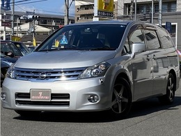 日産 プレサージュ 2.5 250ハイウェイスター J HDDナビ付 1オーナー 禁煙車 サイド&バックカメラ