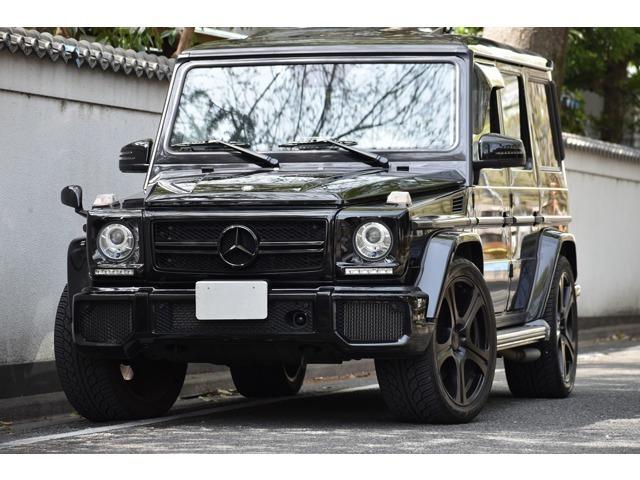 G63 ロング 4WD