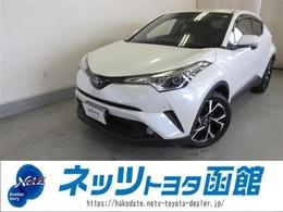 トヨタ C-HR 1.2 G-T 4WD ナビ・ETC付