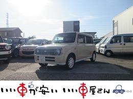 スズキ アルトラパン 660 T Lパッケージ 禁煙 CD キーレス ABS アルミ 車検2年含