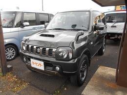 スズキ ジムニー 660 ランドベンチャー 4WD ナビTV