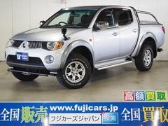 三菱 トライトン の中古車 3.5 4WD 北海道札幌市清田区 169.0万円