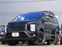 三菱 デリカD:5 2.2 G パワーパッケージ ディーゼルターボ 4WD Amzキャンパー仕様リフトUP アラウンドビュ