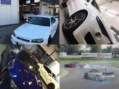 軽自動車から、高級車、外車、スポーツカー、ドリフト車両、なんでもご相談ください♪