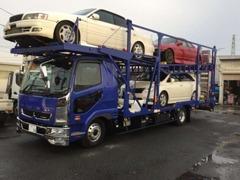 自社トラックご用意しております。遠方の納車も当社にて搬送致します。