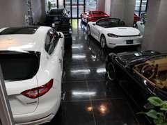 同車種・同条件のお車でも優位性のあるご案内をお約束致します。