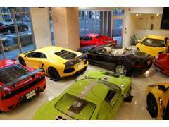 当社はおもに欧州車を中心に様々な輸入車を取り扱っております。