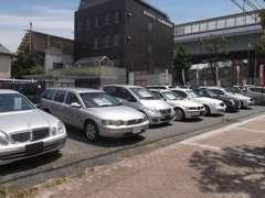 展示場を増設しました!お買得なお車も増えておりますので是非!
