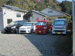 地域密着型!夢を叶えるオートステージ!!松阪インターより車で4分、距離にして3.5キロ。赤い看板が目印!ガルウイング!!