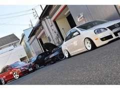 車両のカスタムも得意です!特にVWのノウハウは自信有です!www.imprime.jp