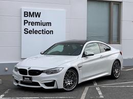 BMW M4クーペ M DCT ドライブロジック コンペティションパッケージ装着車 MブレーキMベルト20インチAW地デジ