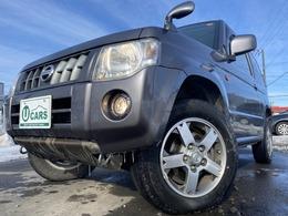 日産 キックス 660 RX 4WD ICターボ シートヒーター 冬タイヤ付き