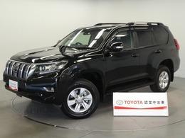 トヨタ ランドクルーザープラド 2.7 TX Lパッケージ 4WD 本革シート