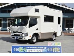 トヨタ カムロード バンテック コルドリーブス 家庭用エアコン 1500Wインバーター ナビ