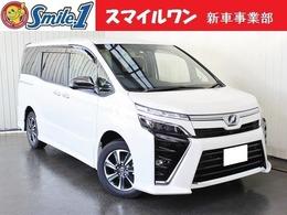 トヨタ ヴォクシー 2.0 ZS 煌III 新車/装備10点付 Big-X11