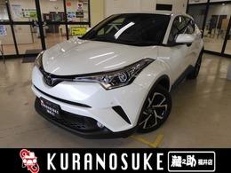 トヨタ C-HR 1.2 G-T 4WD トヨタセーフティーセンス SDナビ・TV