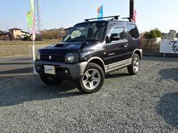 スズキ ジムニー 660 ランドベンチャー 4WD ナビ ETC キーレス ハーフレザーシート