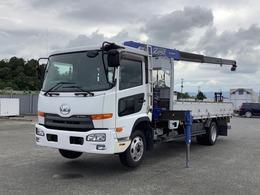 UDトラックス コンドル 積載2.25t タダノ4段クレーンアルミB 問合番号 2329